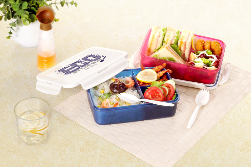 Compartments Lunch Box of Easylock