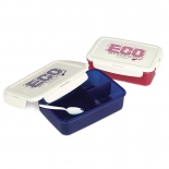 Easy Lock Microwavable Compartment Lunch Boxes