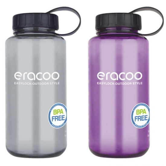 tritan wide mouth water bottle for sports